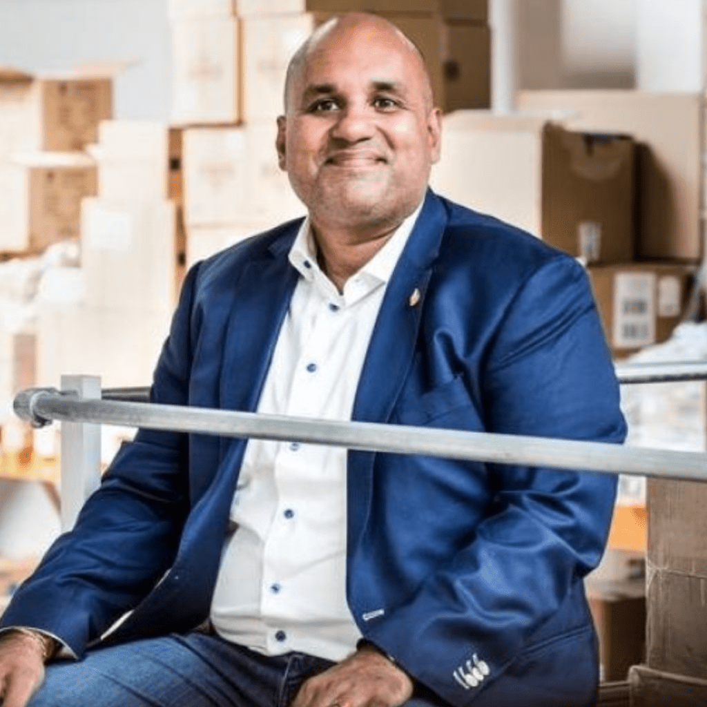 Shareholder TRYME SOLUTIONS Rishi Kartaram